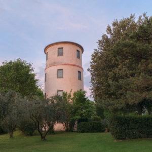 La Torre agriturismo sulle colline marchigiane